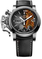 Graham Watch Chronofighter Vintage Bear Limited Edition