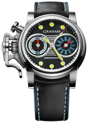 Graham Watch Chronofighter Vintage Stingray Limited Edition