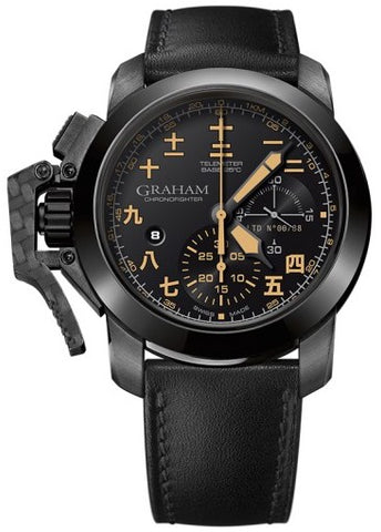 Graham Watch Chronofighter Asia Numeral Limited Edition