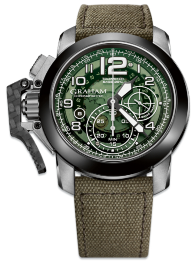 Graham Watch Chronofighter Target