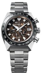 Grand Seiko Watch Sport Spring Drive GMT Titanium Limited Edition