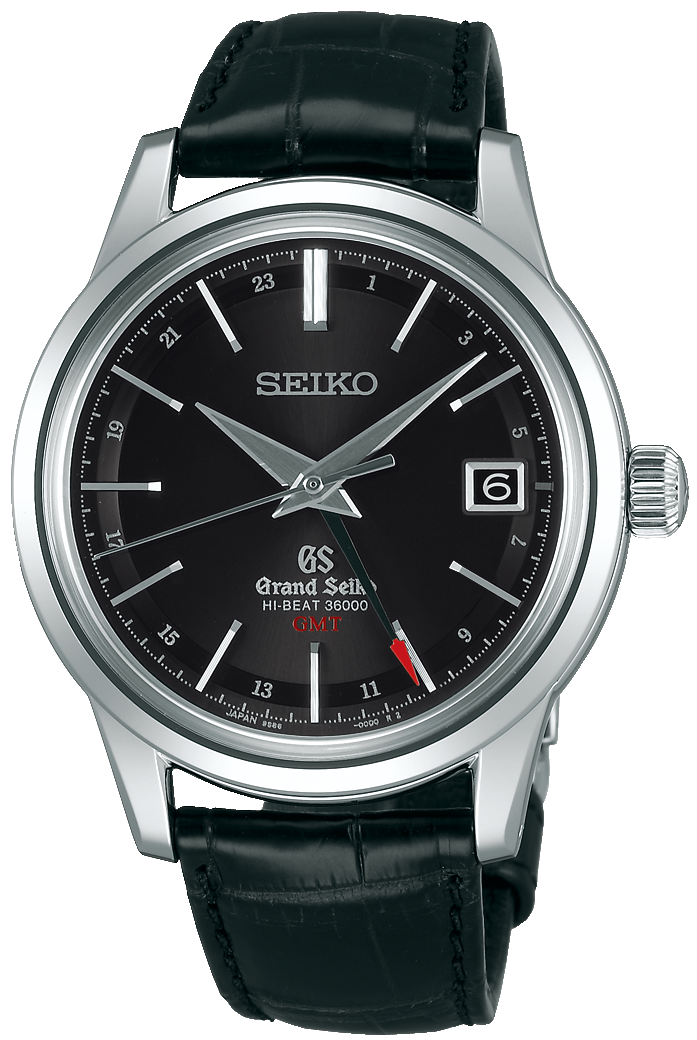 Grand Seiko Watch Hi-Beat 36000 GMT