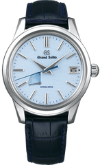 Grand Seiko Watch Elegance Spring Drive Blue Snowflake