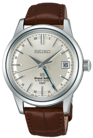 Grand Seiko Watch High Beat 36000 GMT