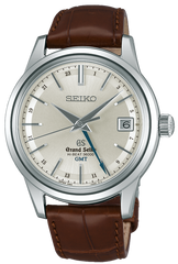 Grand Seiko Watch High Beat 36000 GMT Pre-Order