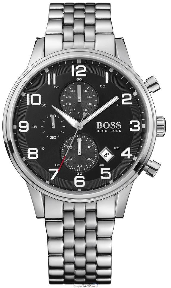 Hugo Boss Watch Mens Chronograph D