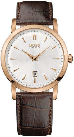 Hugo Boss Watch Slim Ultra Round Mens D
