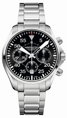 Hamilton Khaki Aviation Pilot Auto Chrono D