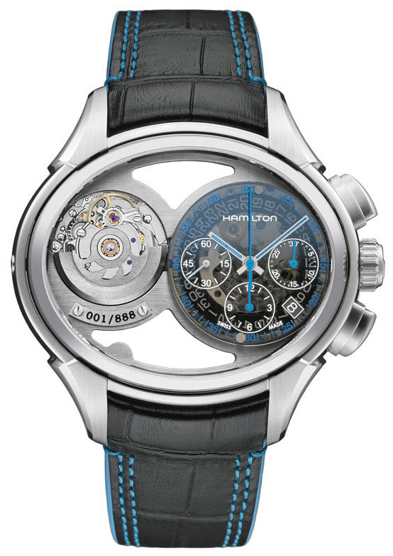 Hamilton Watch Jazzmaster Face2face Limited Edition