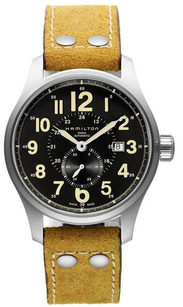Hamilton Watch Khaki Field Officer Auto