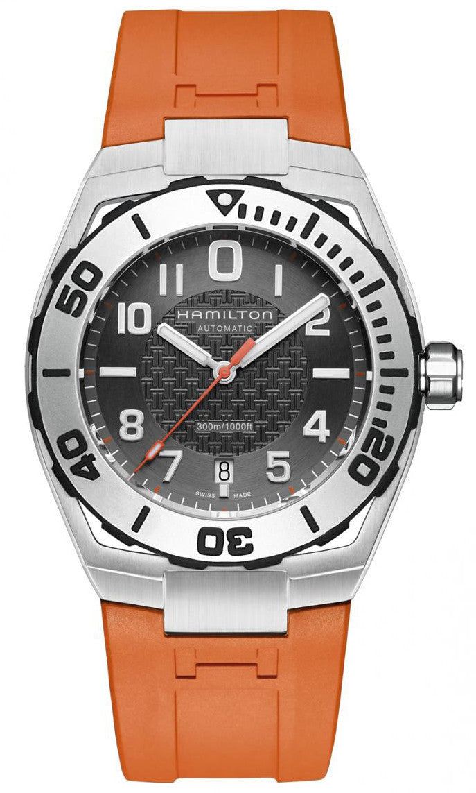 Hamilton Watch Khaki Navy SUB Auto