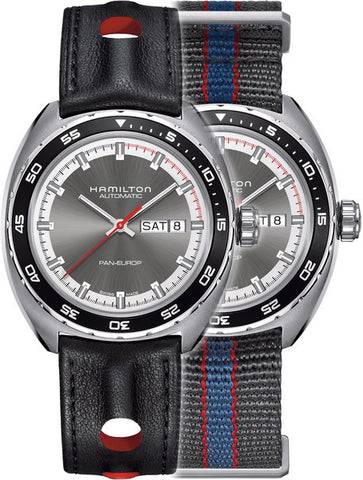 Hamilton Watch Pan Europ