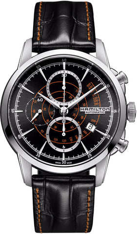 Hamilton Watch American Classic Rail Road Chrono