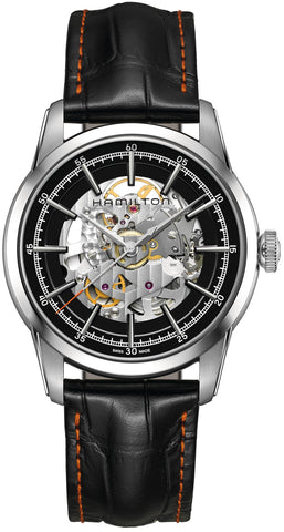 Hamilton Watch American Classic Rail Road Skeleton