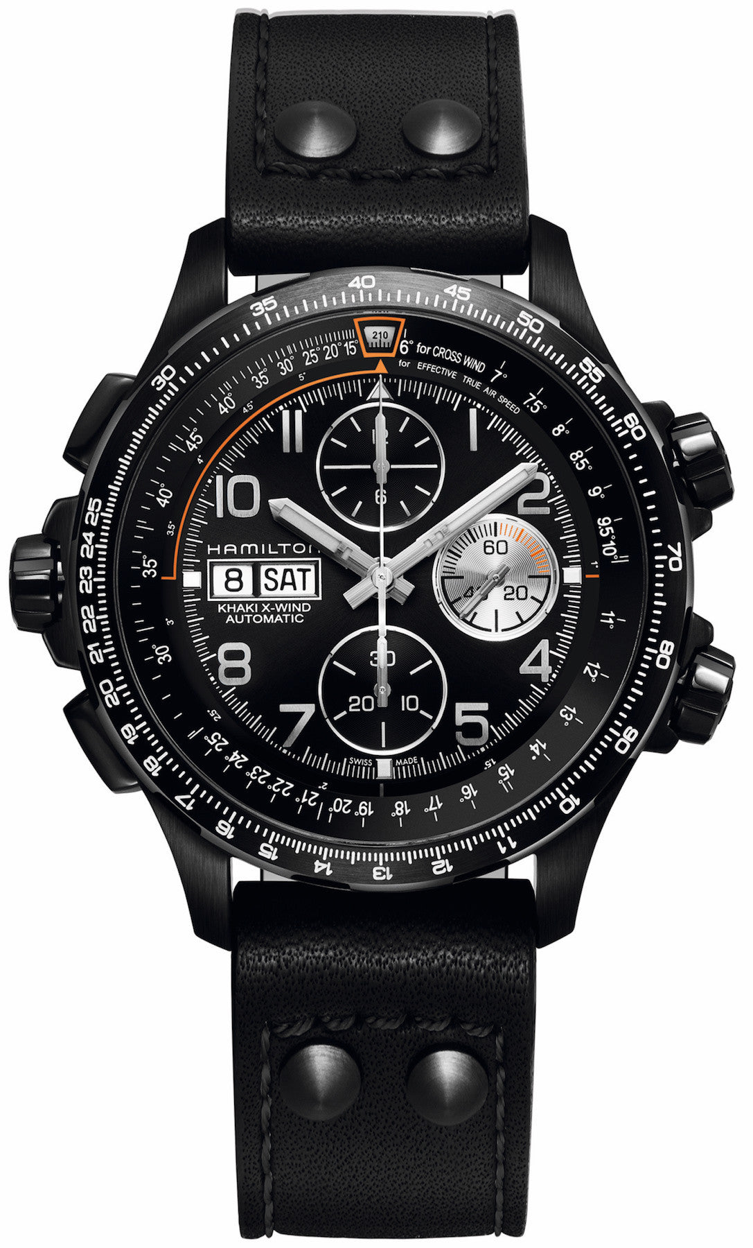 Hamilton Watch Khaki Aviation XWind Auto Chrono PreOrder