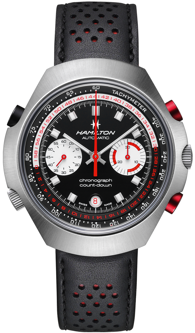Hamilton Watch American Classic Chrono Matic 50 Limited Edition