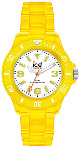 Ice Watch Neon Yellow Big D