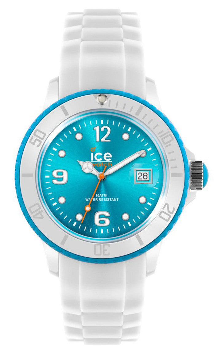 Ice Watch Sili White Turquoise Unisex