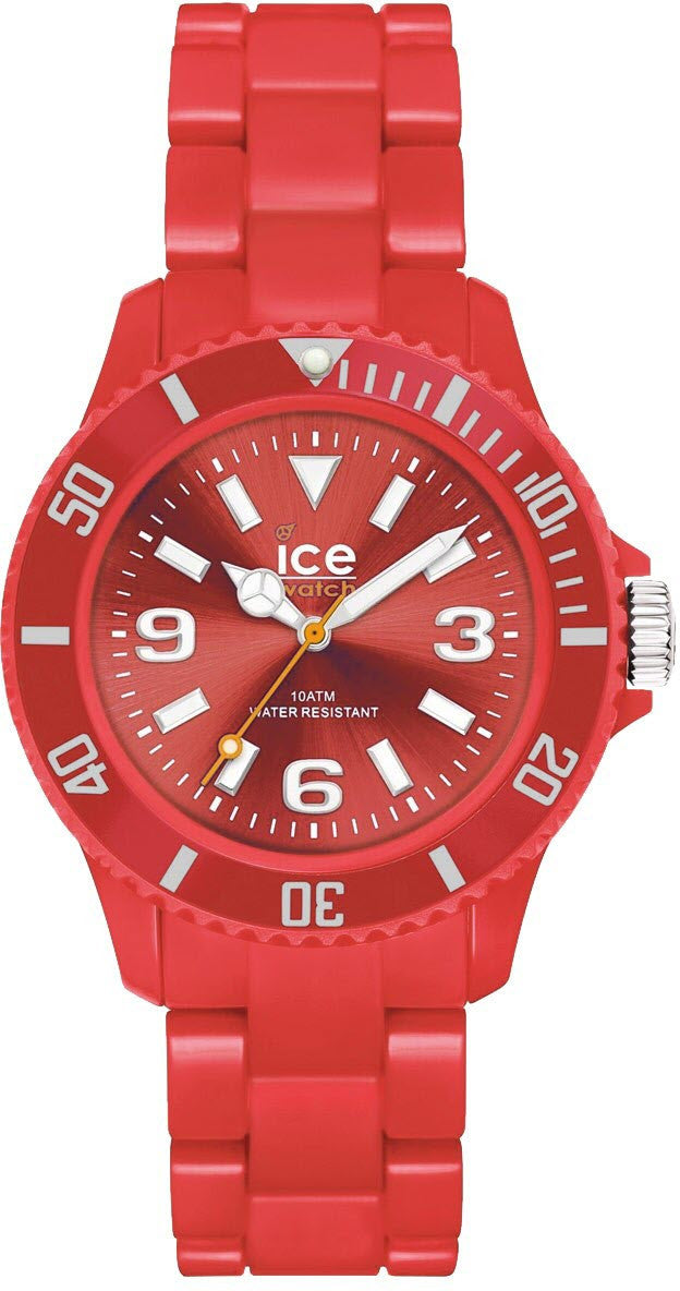 Ice Watch Solid Red Small