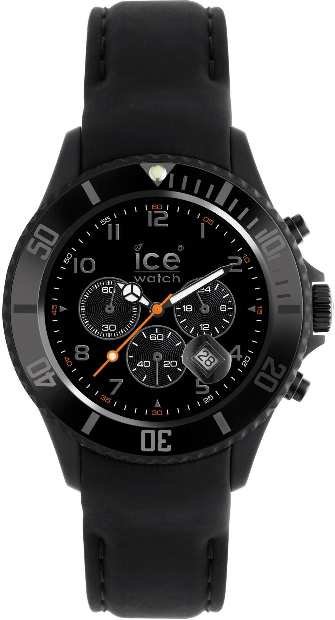 Ice Watch Chrono Black Big D