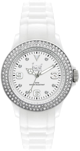 Ice Watch Star White Silver Small