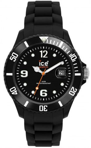 Ice Watch Unisex Sili Black