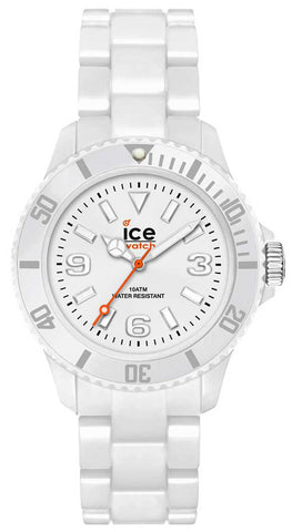 Ice Watch Classic Solid White Small
