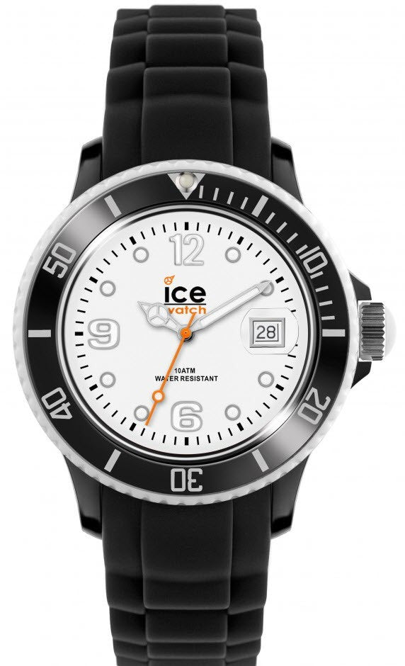 Ice Watch Sili Black White Unisex