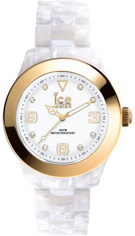 Ice Watch Elegant White Gold