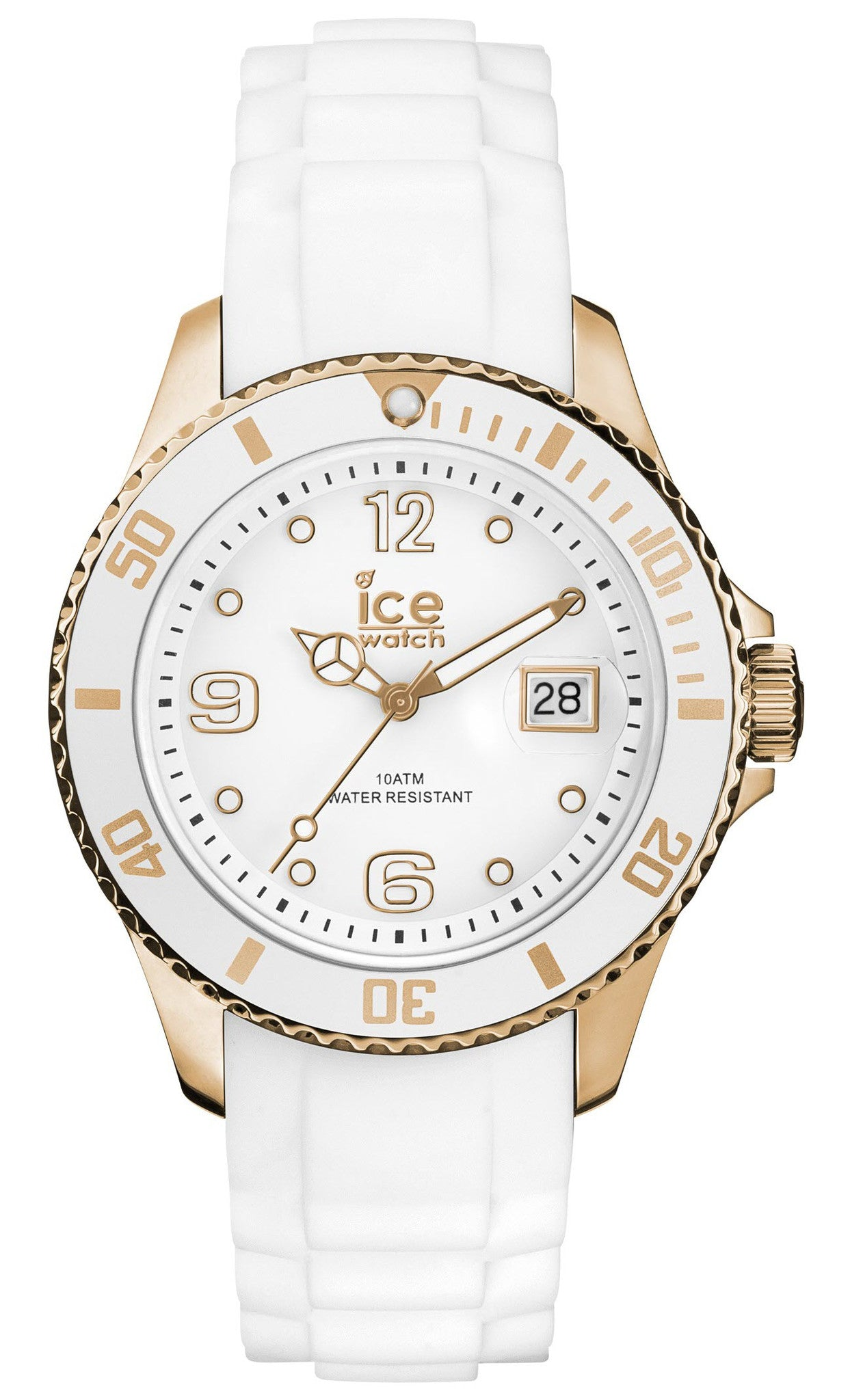 Ice Watch White Rose Gold D