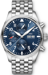 IWC Watch Pilot's Chronograph Edition Le Petit Prince