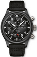 IWC Watch Pilots Chronograph Top Gun IW389101