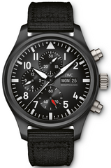 IWC Watch Pilot's Chronograph Top Gun