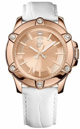 Juicy Couture Watch Surfe Rose PVD