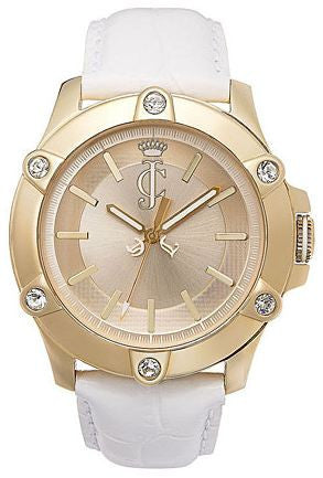 Juicy Couture Watch Surfe Yellow PVD