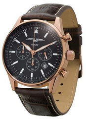 Jorg Gray Watch JG6500 Series Commemorative Edition Rose Gold