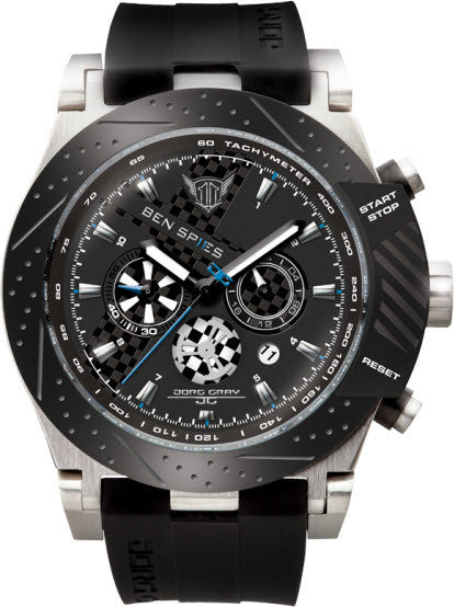 Jorg Gray Watch JG6700 Series Ben Spies Limited Edition
