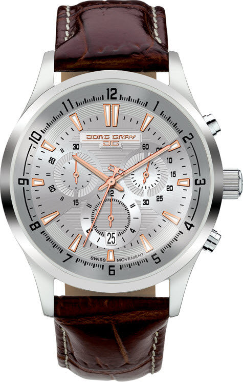 Jorg Gray Watch JG6800 Series