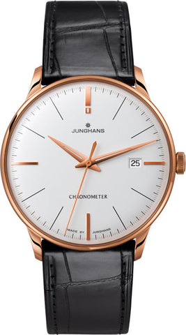 Junghans Watch Meister Chronometer
