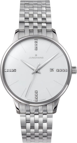 Junghans Watch Meister Ladies Quartz D
