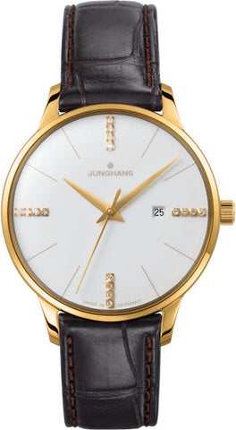 Junghans Watch Meister Ladies Quartz