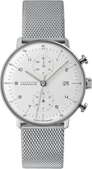 Junghans Watch Max Bill Chronoscope