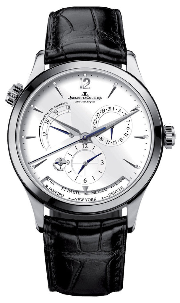 Jaeger LeCoultre Watch Master Geographic
