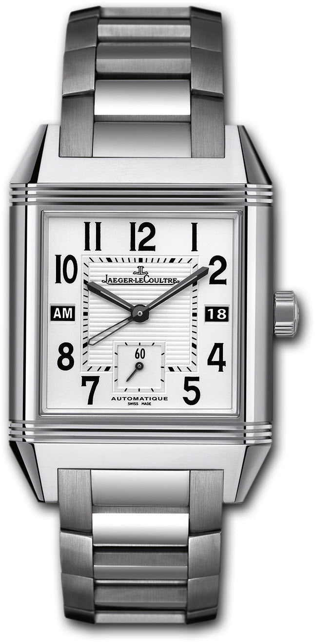 Jaeger LeCoultre Watch Reverso Squadra Hometime