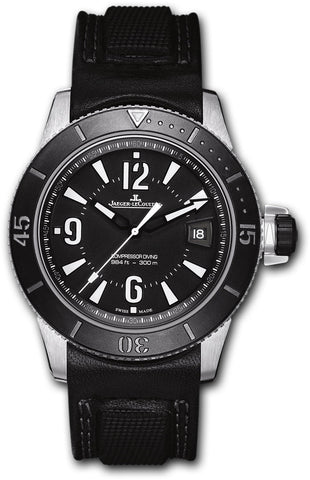Jaeger LeCoultre Watch Master Compressor Diving Navy Seal Limited Edition
