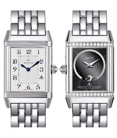 Jaeger LeCoultre Watch Reverso Duetto Duo