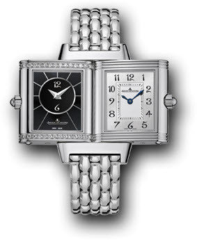 Jaeger LeCoultre Watch Reverso Duetto