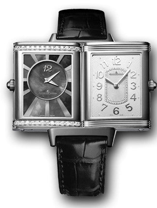 Jaeger LeCoultre Watch Grande Reverso Lady Ultra Thin Duetto Duo