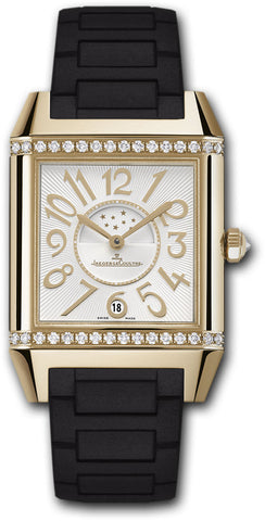 Jaeger LeCoultre Watch Reverso Squadra Lady Duetto