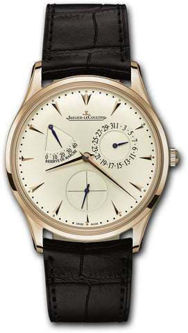 Jaeger LeCoultre Watch Master Ultra Thin Reserve de Marche